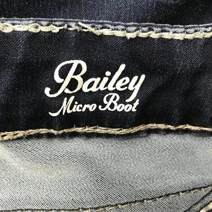 Hydraulic Jeans - HYDRAULIC Bailey Micro Boot Jeans